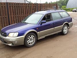 Subaru OUTBACK II  Universalas