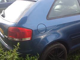 Audi A3 8P Odinis salonas BGU, 2005y.