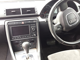 Audi A4 B7 pilnas S-line  BLB, 2006y.