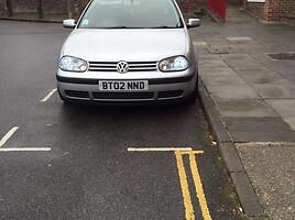 Volkswagen Golf IV, 2002m.