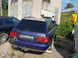 Audi A6 C4 KVATRO ODINISSALONAS, 1997m.