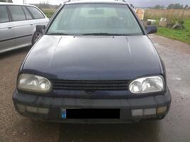 Volkswagen Golf III 1.9 tdi, 1997m.