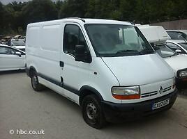 Renault Master II, 2002m.