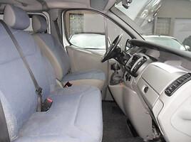 Opel Vivaro I, 2006m.