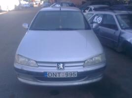 Peugeot 406, 1996m.