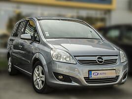 Opel Zafira B Van 2009 y.