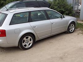 Audi A6 C5 96kw ODINIS SALONAS, 2003y.