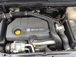 Opel Astra III coupe, 2007y.
