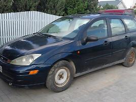 Ford Focus Mk1 zetec, 2002m.