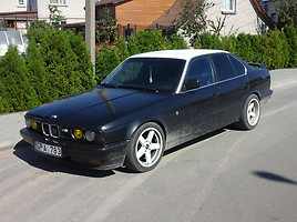 BMW 525 E34  125kw be duju, 1988m.