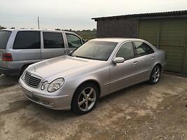 Mercedes-Benz E 260 W211, 2003y.