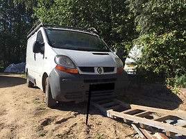 Renault Trafic 1.9 DCI, 2004m.