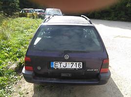 Volkswagen Golf III 2.0 gt rrekaro, 1997m.