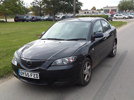 Mazda 3 I SEDANAS Sedanas