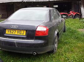Audi A4 B6 Odinis salonas AVJ, 2002m.