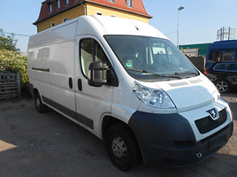 Peugeot Boxer  96kw / 150t.km Krovininis mikroautobusas