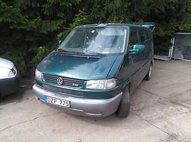 Volkswagen Multivan  Multivan 2.5 75kw Vienatūris