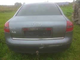 Audi A6 C5 r16 dujos, 1998m.