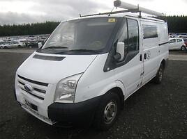 Ford Transit VI  Krovininis mikroautobusas