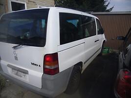 Mercedes-Benz Vito W638  Kombi mikroautobusas