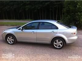 Mazda 6 I  Sedanas
