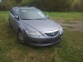 Mazda 6 I  Universalas