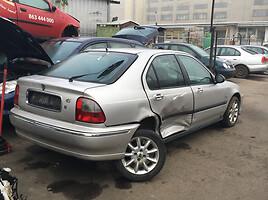 Rover 45, 2002y.