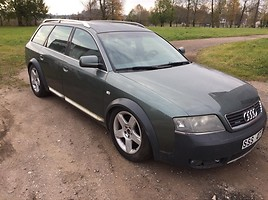 Audi A6 Allroad C5  Universalas