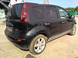 Nissan Note I, 2011m.