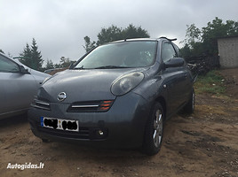 Nissan Micra K11  Hečbekas