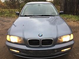 BMW 318 E46  Sedanas