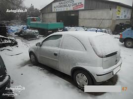 Opel Corsa C  Hečbekas