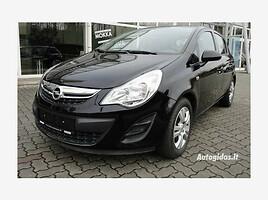 Opel Corsa D  Hečbekas
