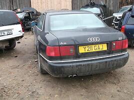 Audi A8 D2 quatro, 2000y.