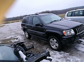 Jeep Cherokee III  Visureigis