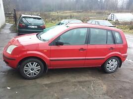 Ford Fusion  Europa Hečbekas