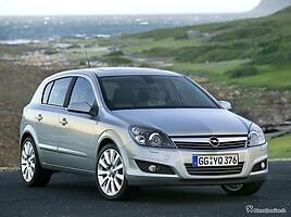 Opel Astra II 6 begiu Hečbekas