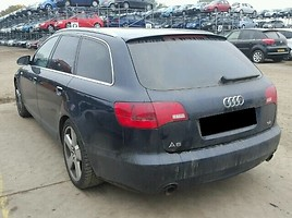 Audi A6, 2007m.