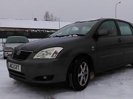 Toyota Corolla Seria E12  Hečbekas