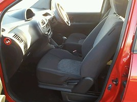 Hyundai Matrix, 2003m.