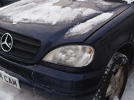 Mercedes-Benz ML 270 W163 CDI Visureigis