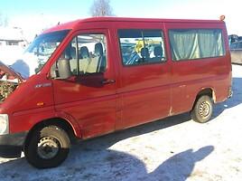 Volkswagen LT   Keleivinis mikroautobusas