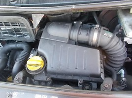 Nissan Primastar, 2007m.