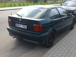 BMW 316 E36 Compact, 1996m.