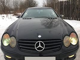 Mercedes-Benz SL 350 R230  Kabrioletas