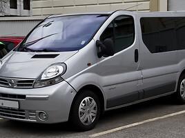 Nissan Primastar   Keleivinis mikroautobusas
