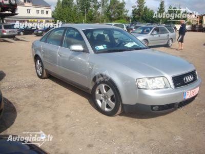 Audi A6 C5, 2002m.