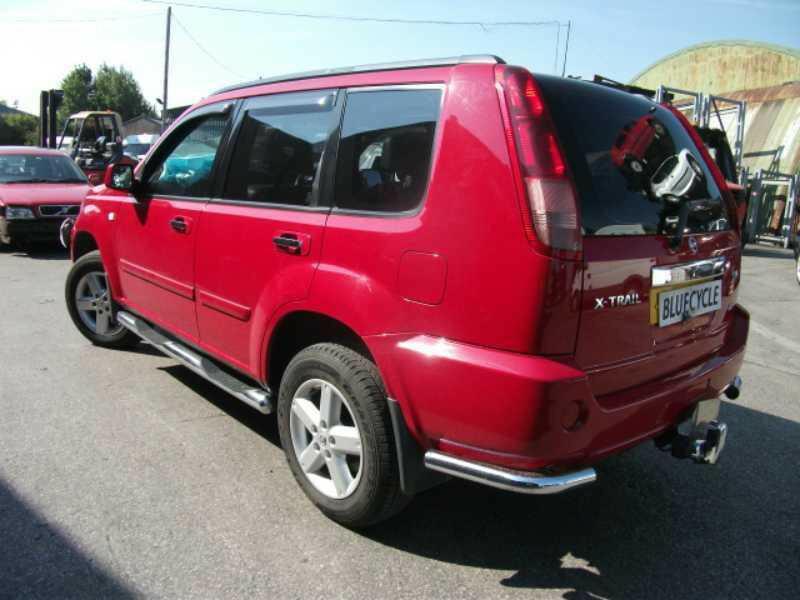Nissan X-Trail, 2005m.