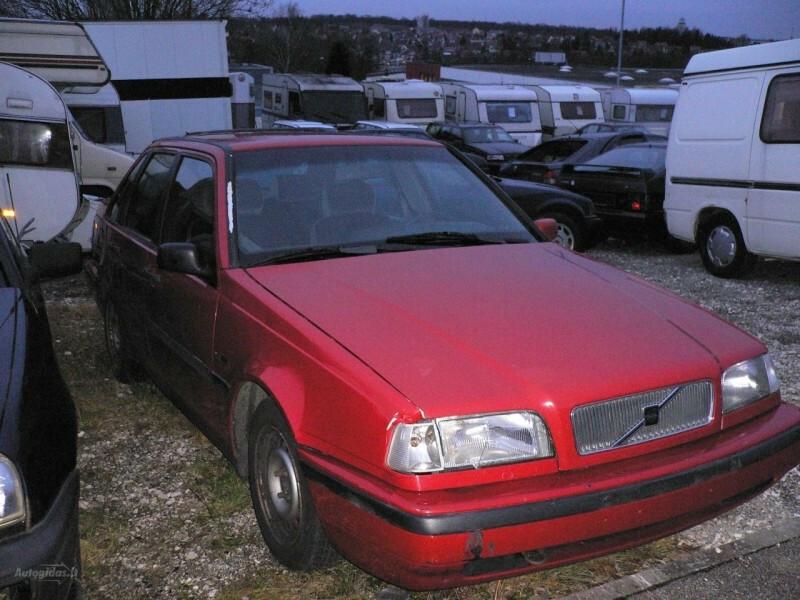 Volvo 440 460 1.8 - 1.9 , 1994m.