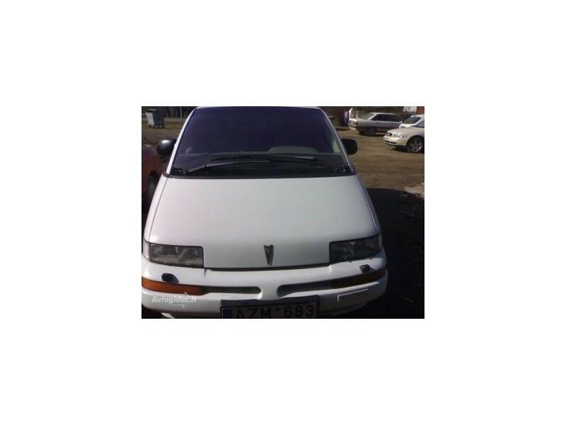 Pontiac Trans Sport, 1994m.